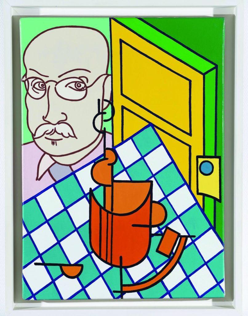 Erro-portrait-de-Matisse