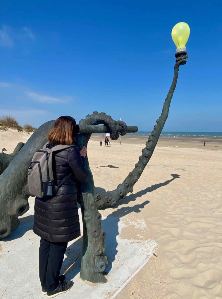 Festival-Beaufort-La-Panne-Laure-Prouvost-Touching-To-Sea-You-Through-Our-Extremities-avec-moi