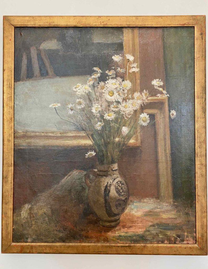 Musee-Matisse-Le-Cateau-Henri-Matisse-Bouquet-de-Marguerites