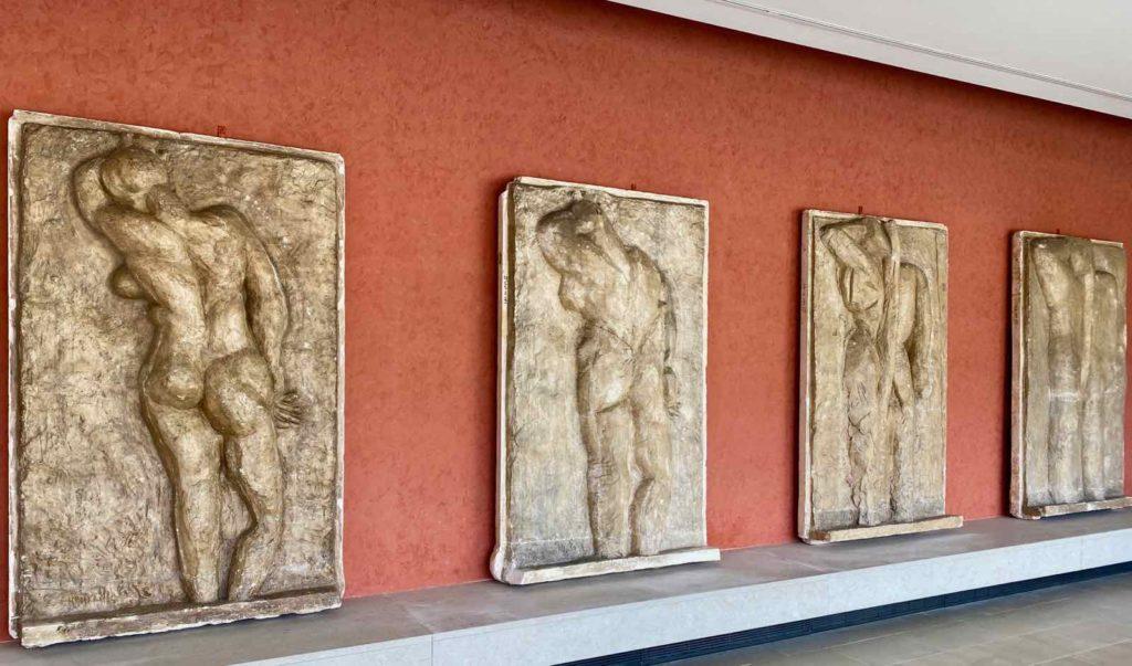 Musee-Matisse-Le-Cateau-Henri-Matisse-Dos-I-II-III-et-IV