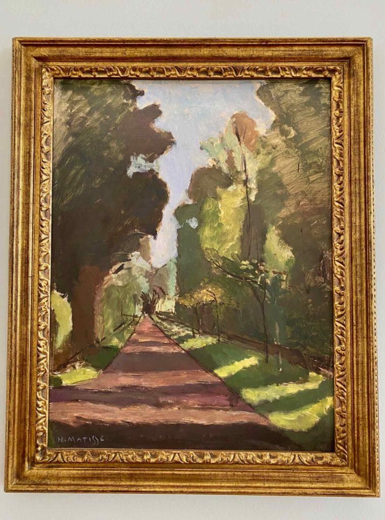 Musee-Matisse-Le-Cateau-Henri-Matisse-L-Allee-a-la-Riviere