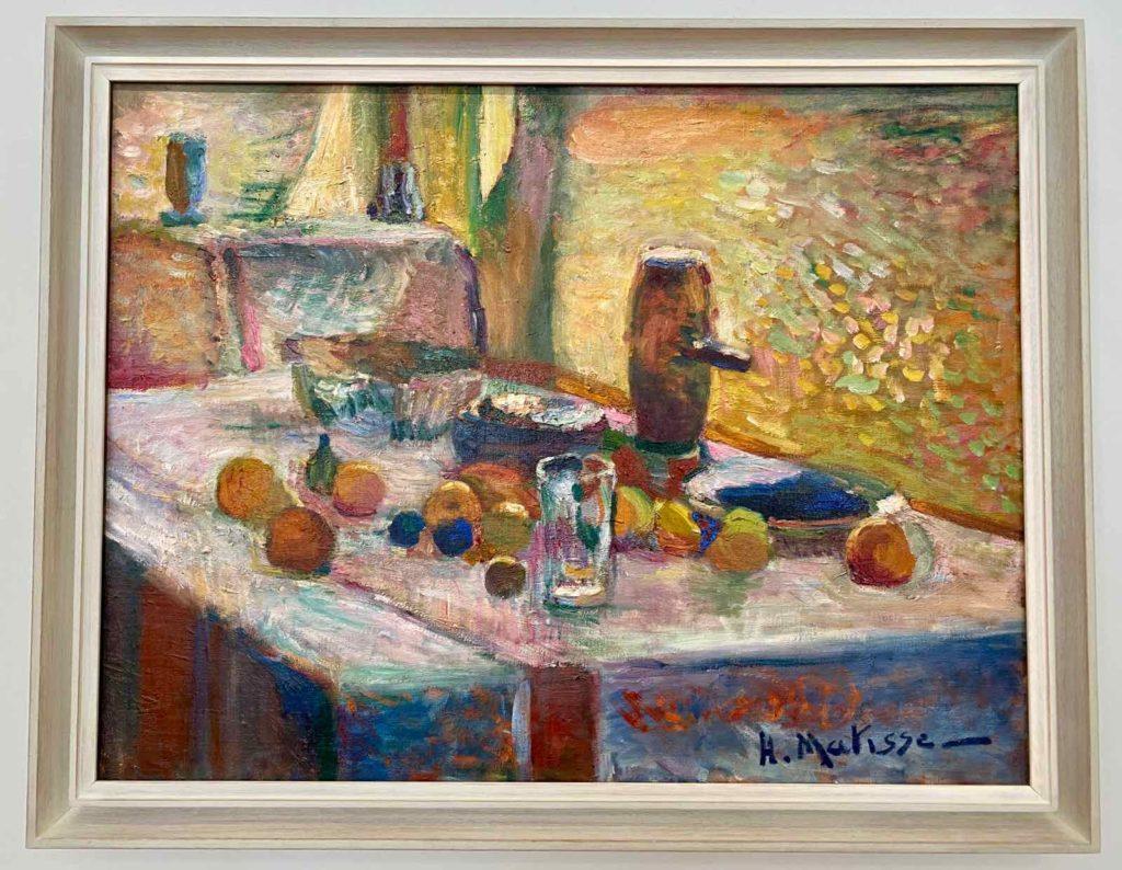 Musee-Matisse-Le-Cateau-Henri-Matisse-Premiere-Nature-Morte-Orange
