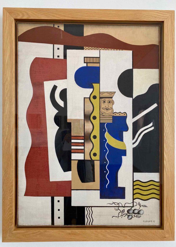 Musee-Matisse-Le-Cateau-Le Roi-de-Carte-Fernand-Leger-Donation-Alice-Teriade