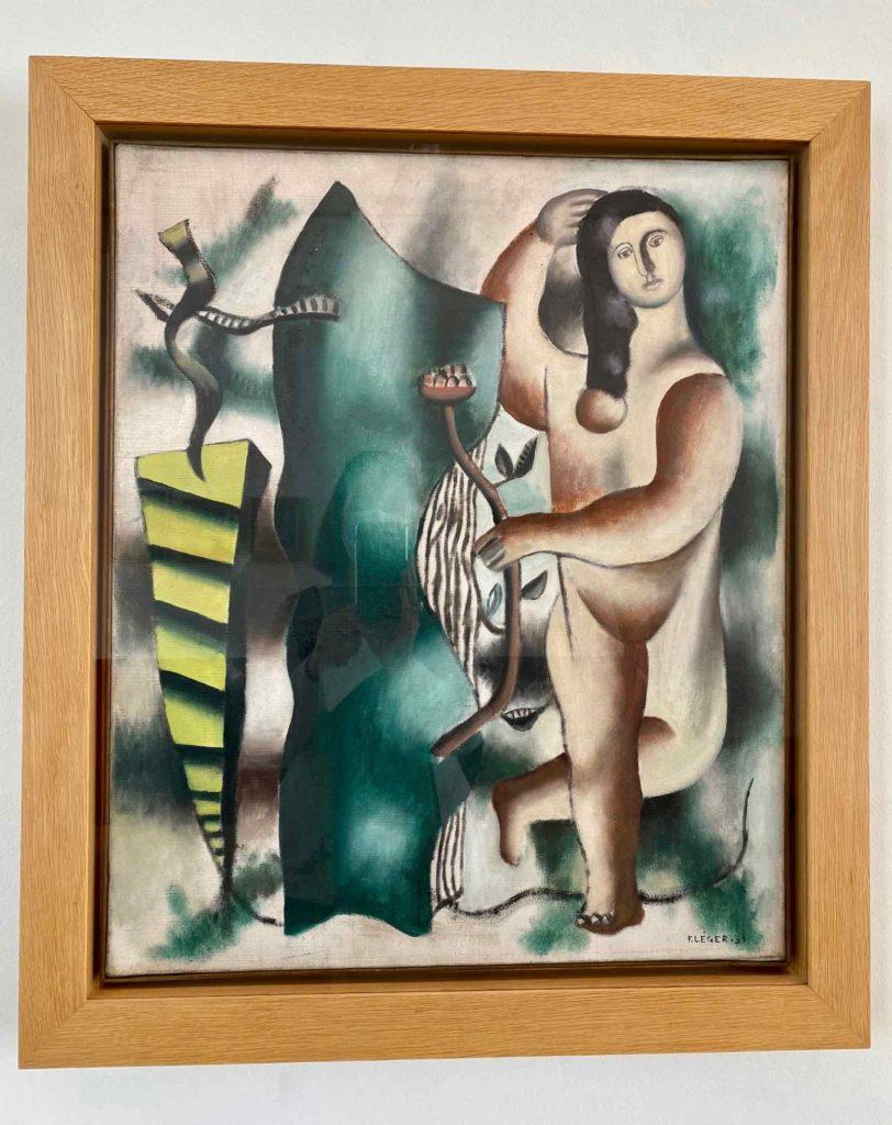Musee-Matisse-Le-Cateau-Nu-avec-Branche-Fernand-Leger-Donation-Alice-Teriade