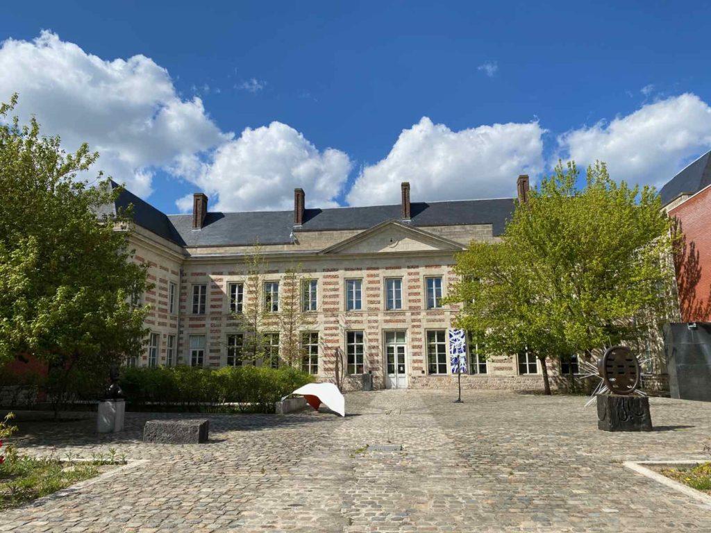 Musee-Matisse-Le-Cateau-facade-Lalais-Fenelon