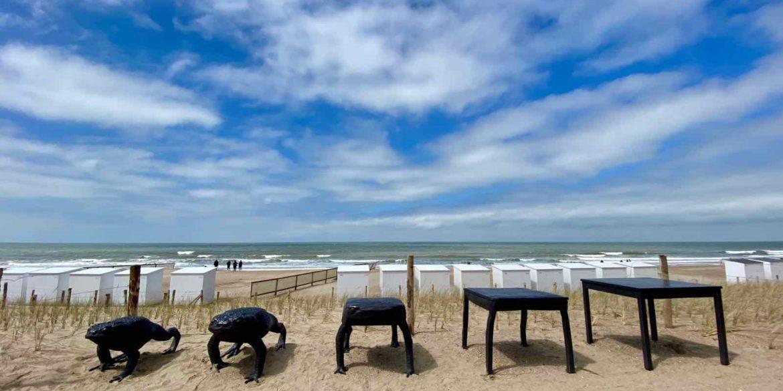 Sur la côte belge, Beaufort21 met l'art au grand air