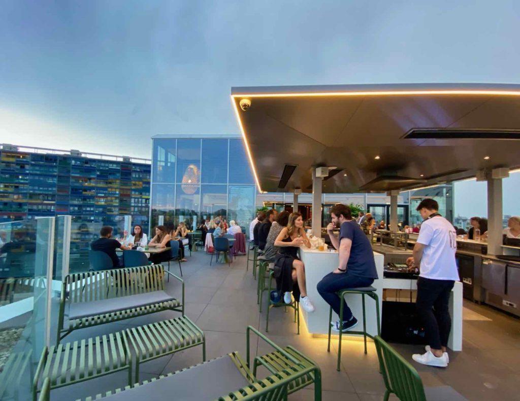 Nū-Restaurant-Lille-rooftop-fin-du-jour