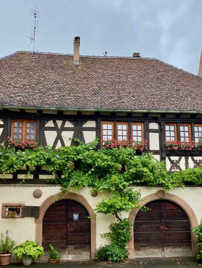 Boersch-village