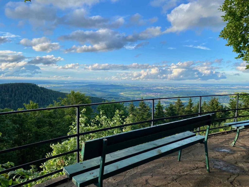 Mont-Sainte-Odile-banc-avec-vue