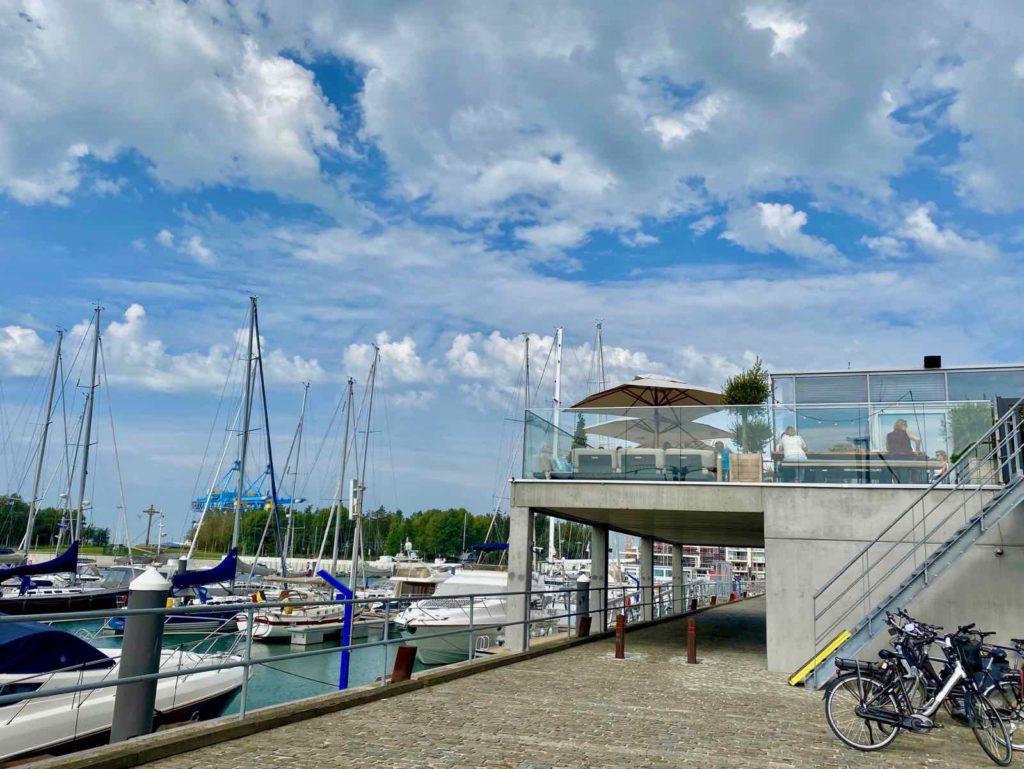 Zeebrugge-Ona-by-Werftje-batiment-vu-exterieur