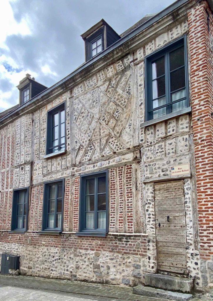 Saint-Valery-sur-Somme-maison-typique