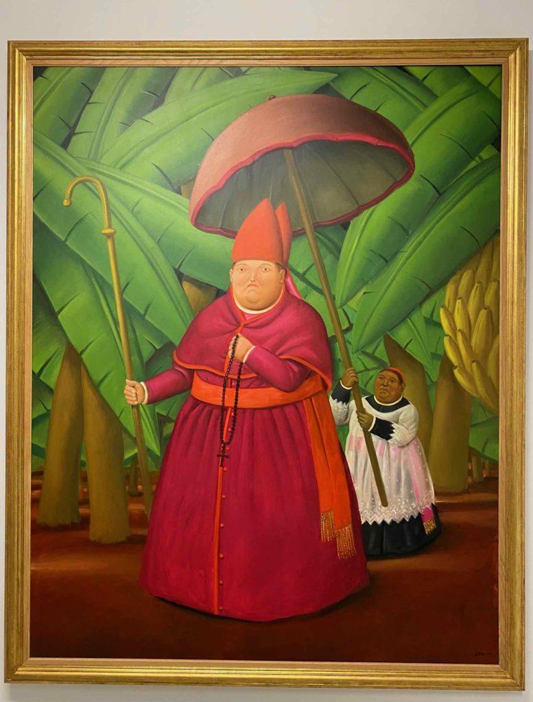Fernando-Botero-Le-Nonce-2004-collection-privee-expo-BAM-Mons