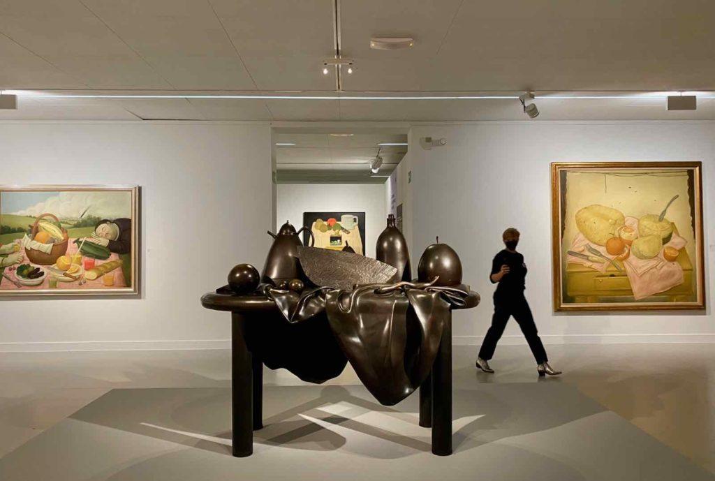 Fernando-Botero-expo-BAM-Mons-Sculpture-nature-morte