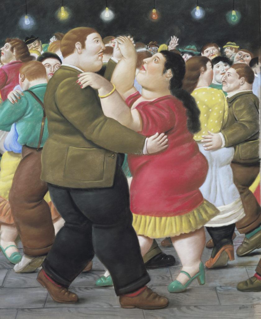 Les Danseurs, 2002